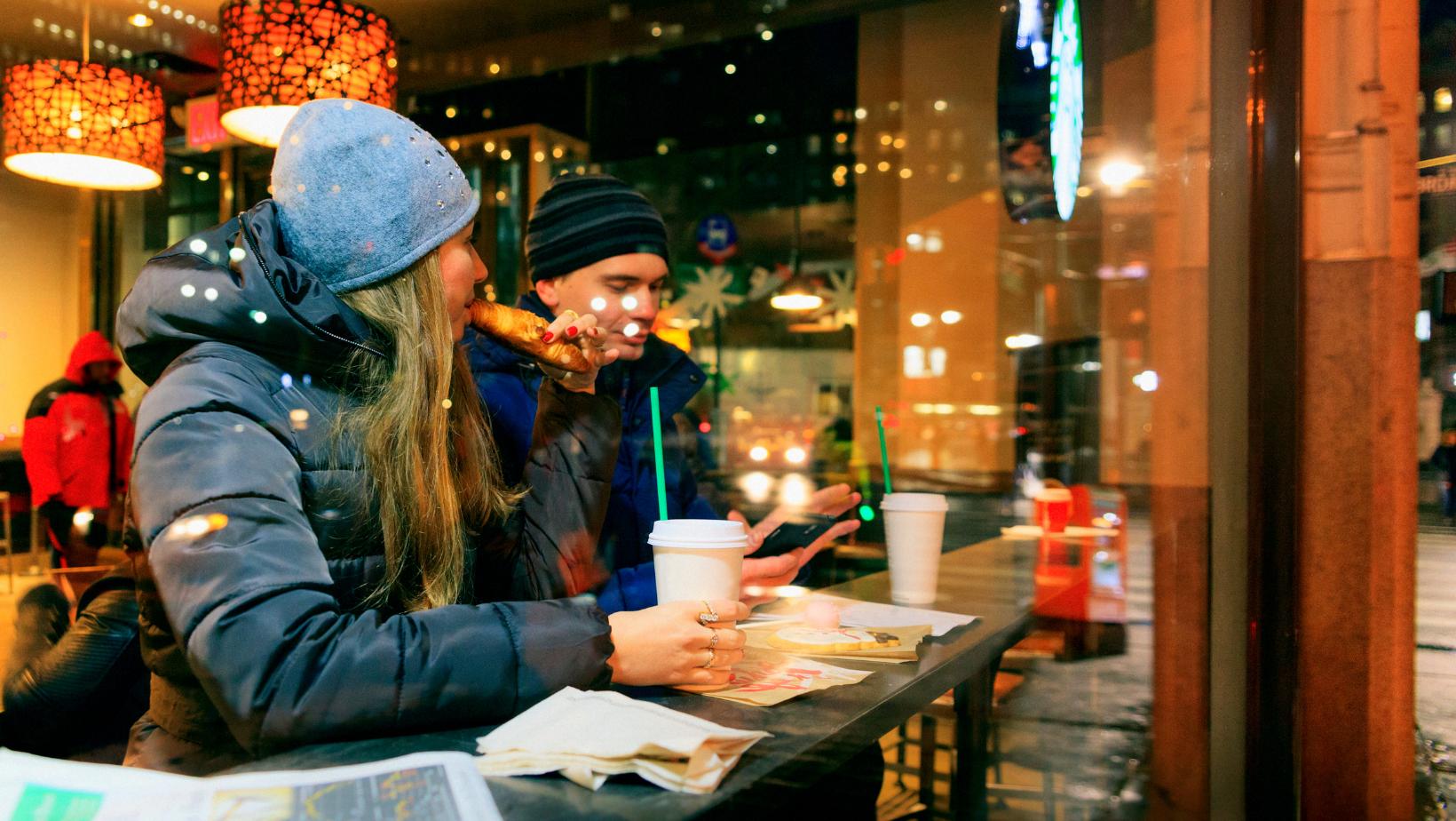Starbucks Barista Basics#1
